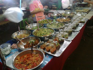 Lunch Time in Thailand