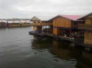 Kanchanaburi, Thailand: City on Water