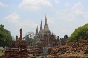Ayutthaya: Cradle of modern Thailand...
