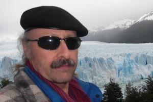 Glaciers Calvin in Patagonia