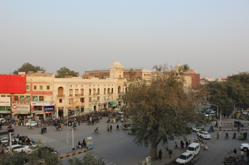 Mall Road, Lahore, Pakistan